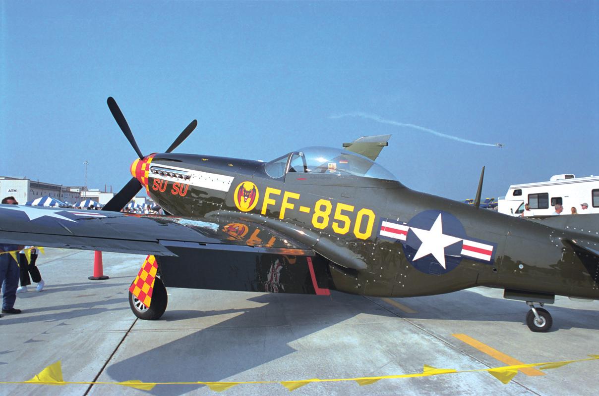 Korean War Aircraft Photos in Korean War
